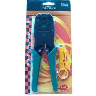 Инструмент Atcom SC-310 RJ45, RJ11 (OuBao tool) (8097)