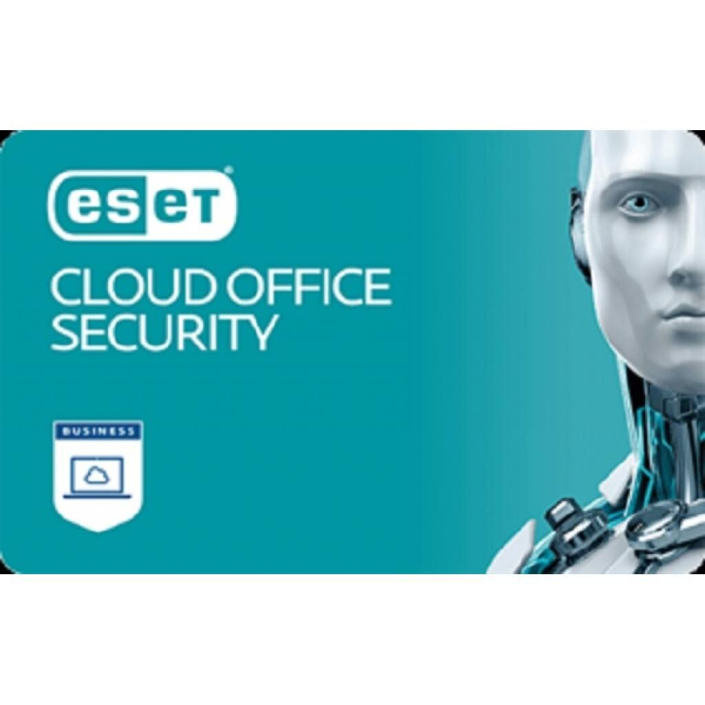 Антивирус ESET Cloud Office Security 9 ПК 1 year новая покупка Business (ECOS_9_1_B)