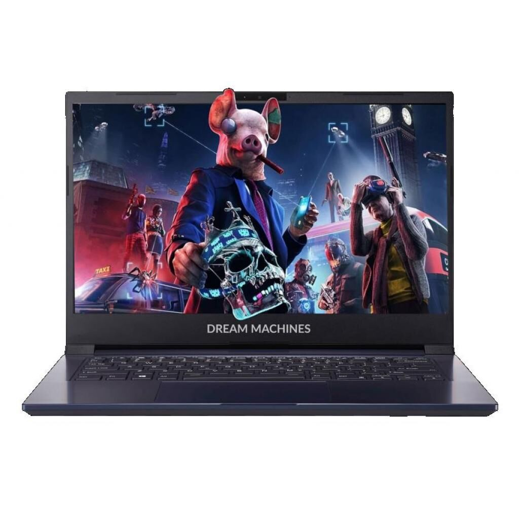 Ноутбук Dream Machines G1650-14 (G1650-14UA30)