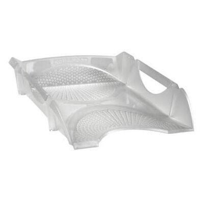 Лоток для бумаг Koh-i-Noor horizontal, transparent (754141)
