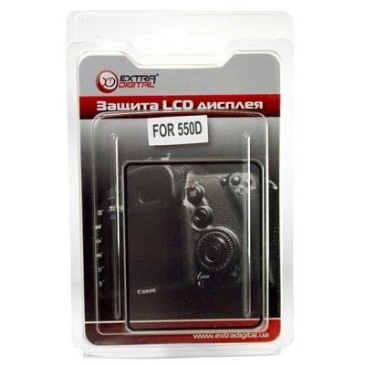 Защита экрана EXTRADIGITAL Защита экрана Canon 550D (LCD00ED0004)