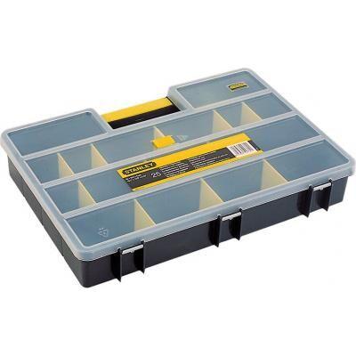 Ящик для инструментов Stanley 199, 25 отделений (457х330х81мм) (1-92-762)