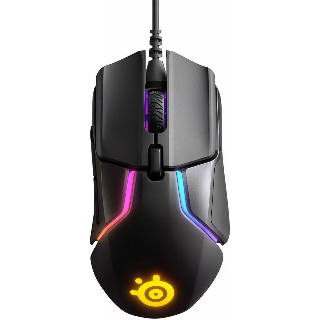 Мышка SteelSeries Rival 600 black (62446)
