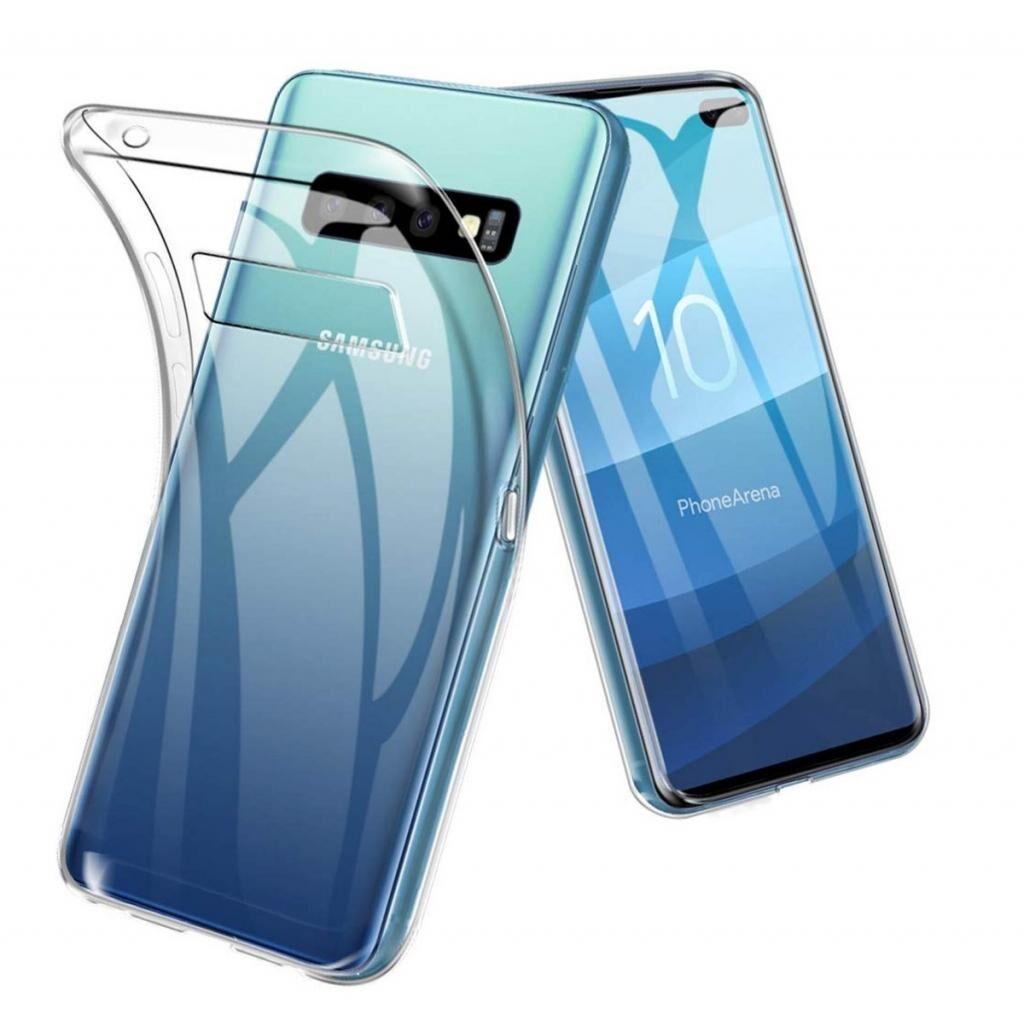 Чехол для моб. телефона Laudtec для SAMSUNG Galaxy S10 Plus Clear tpu (Transperent) (LC-GS10P)
