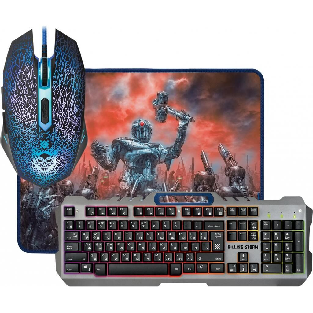 Комплект Defender Killing Storm MKP-013L RU (52013)