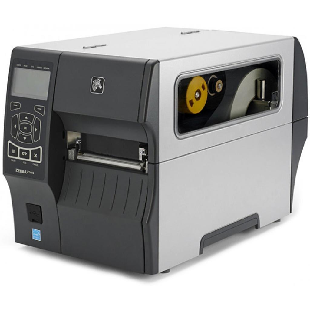 Принтер этикеток Zebra ZT410USB, RS232, ethernet (ZT41042-T290000Z)