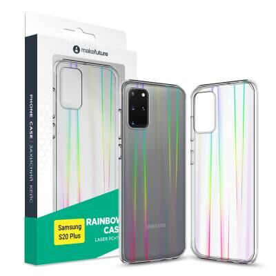 Чехол для моб. телефона MakeFuture Samsung S20 Plus Rainbow (PC + TPU) (MCR-SS20P)