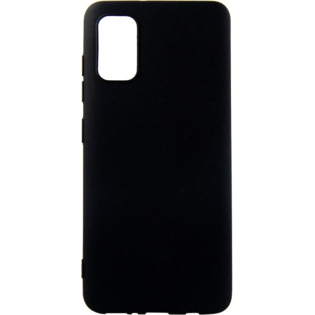 Чехол для моб. телефона Dengos Carbon Samsung Galaxy A41, black (DG-TPU-CRBN-57) (DG-TPU-CRBN-57)