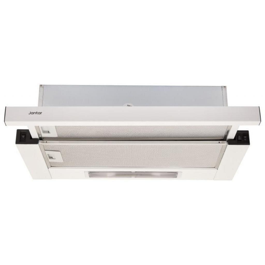 Вытяжка кухонная JANTAR TL 650 LED 60 WH