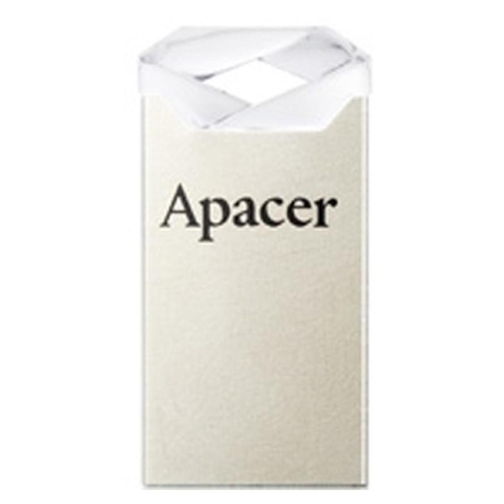USB флеш накопитель Apacer 16GB AH111 Crystal RP USB2.0 (AP16GAH111CR-1)