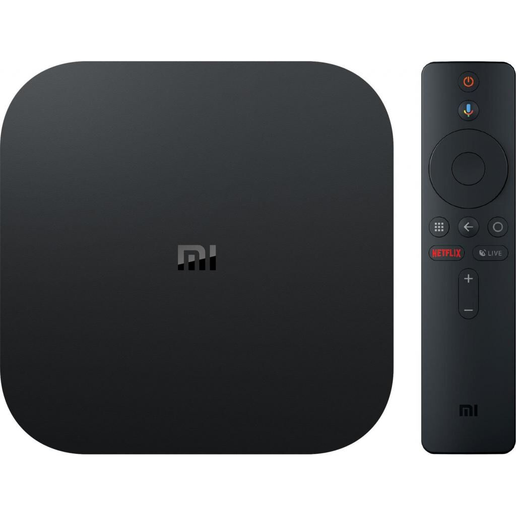 Медиаплеер Xiaomi Mi Box S 4K (MDZ-22-AB)