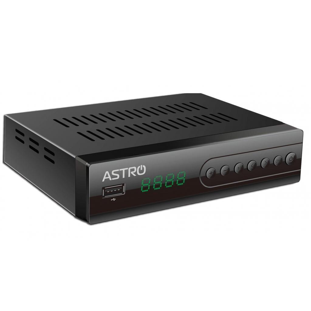 ТВ тюнер Astro DVB-T, DVB-T2, + USB-port (TA-24)