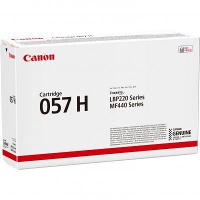 Картридж Canon 057H Black 10K (3010C002)