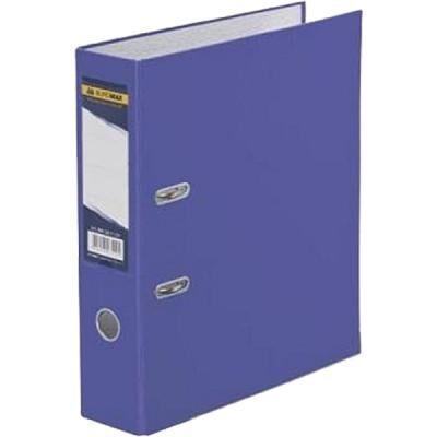 Папка - регистратор Buromax А4, 70мм, JOBMAX PP, purple, built-up (BM.3011-07c)