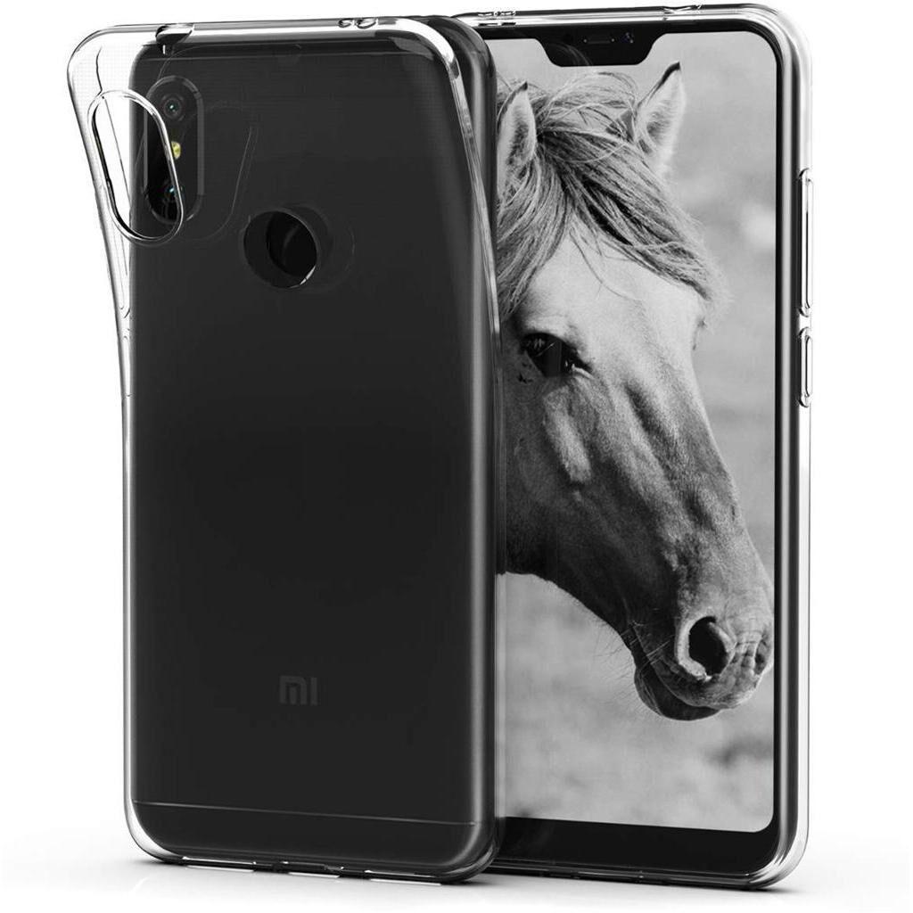 Чехол для моб. телефона Laudtec для Xiaomi Redmi Note 6 Pro Clear tpu (Transperent) (LC-HRN6P)