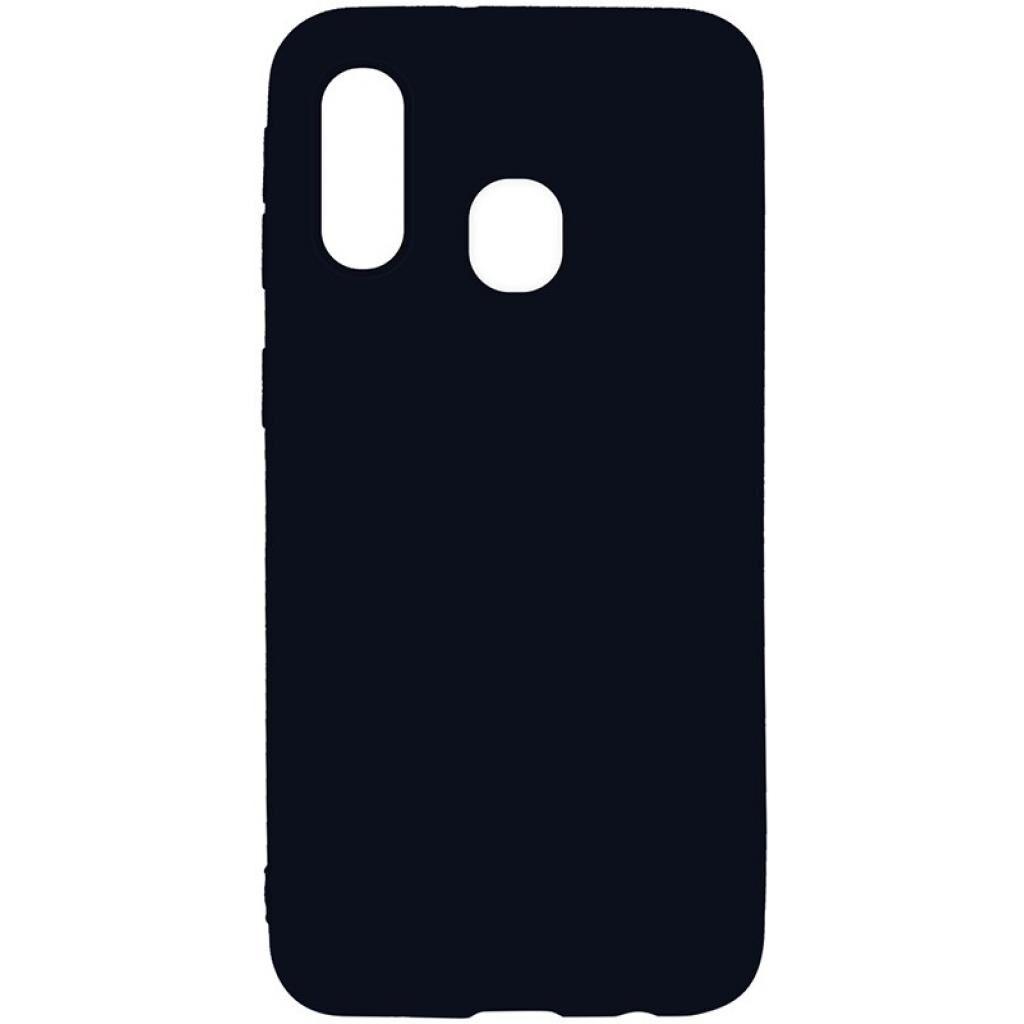 Чехол для моб. телефона TOTO 1mm Matt TPU Case Samsung Galaxy A40 Black (F_93960)