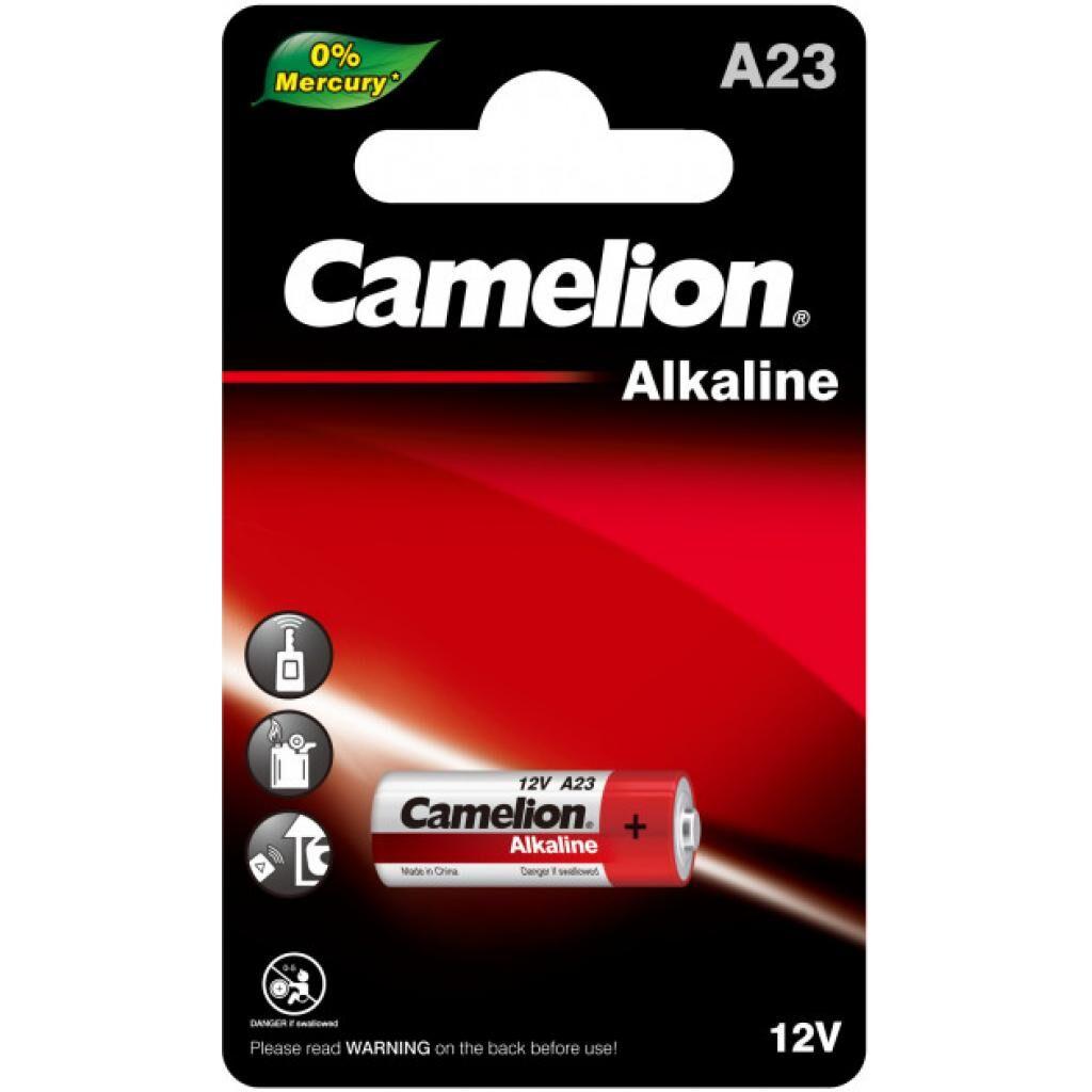 Батарейка A23 / LR23 Alkaline * 1 Camelion (A23-BP1)