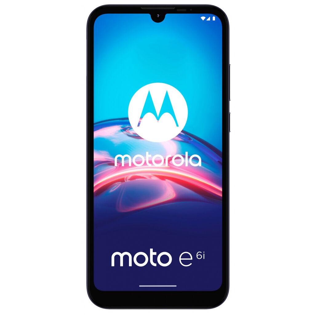 Мобильный телефон Motorola E6i 2/32 GB Meteor Grey