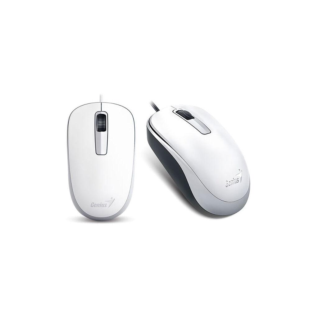 Мышка Genius DX-125 USB White (31010106102)