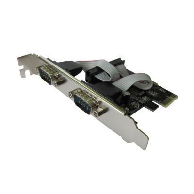 Контроллер Dynamode PCIе to COM (RS232-2port-PCIE)