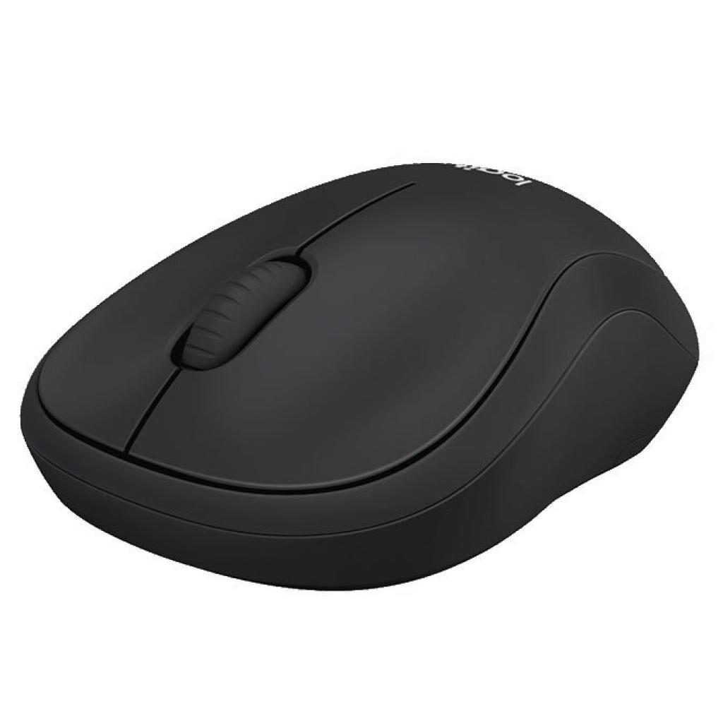Мышка Logitech B220 Silent Black (910-004881)