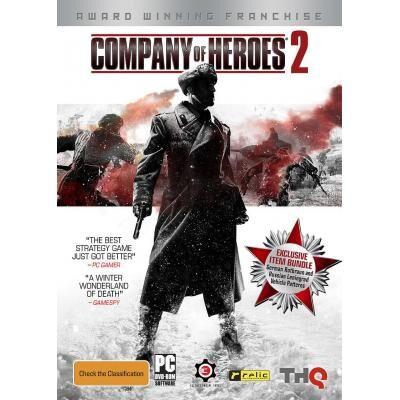 Игра PC Company of Heroes 2 (11259000)