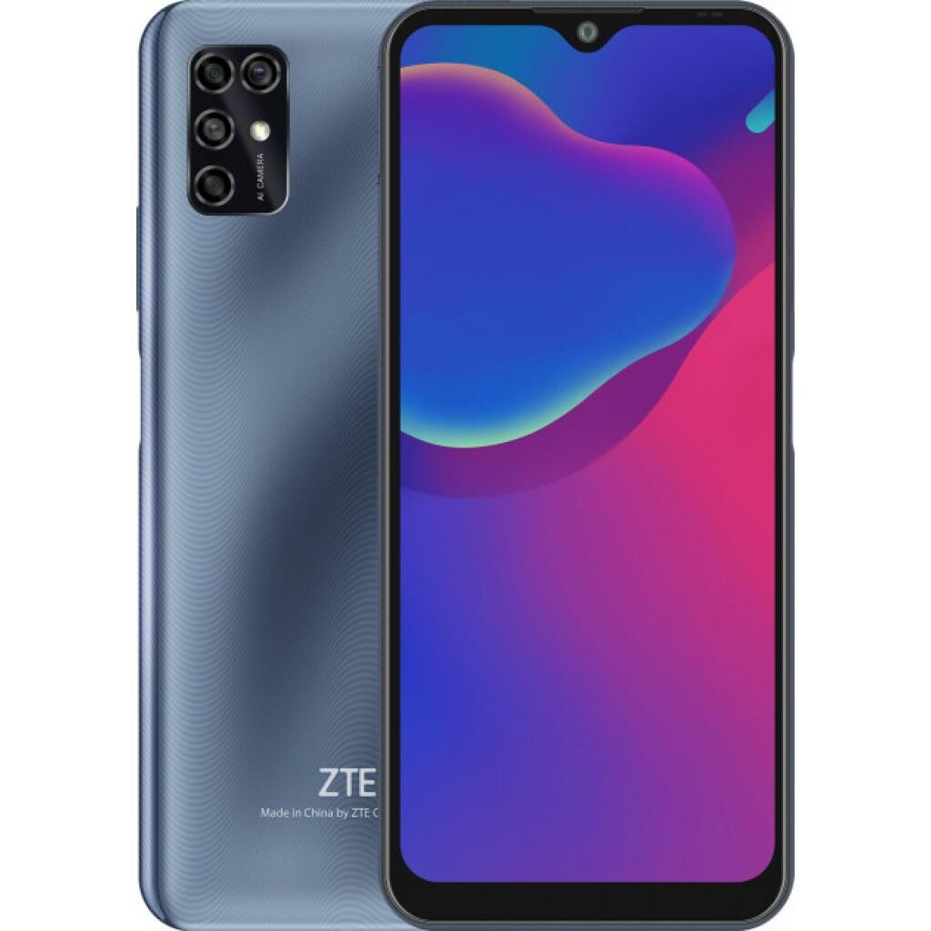 Мобильный телефон ZTE Blade V2020 Smart 4/64GB Grey