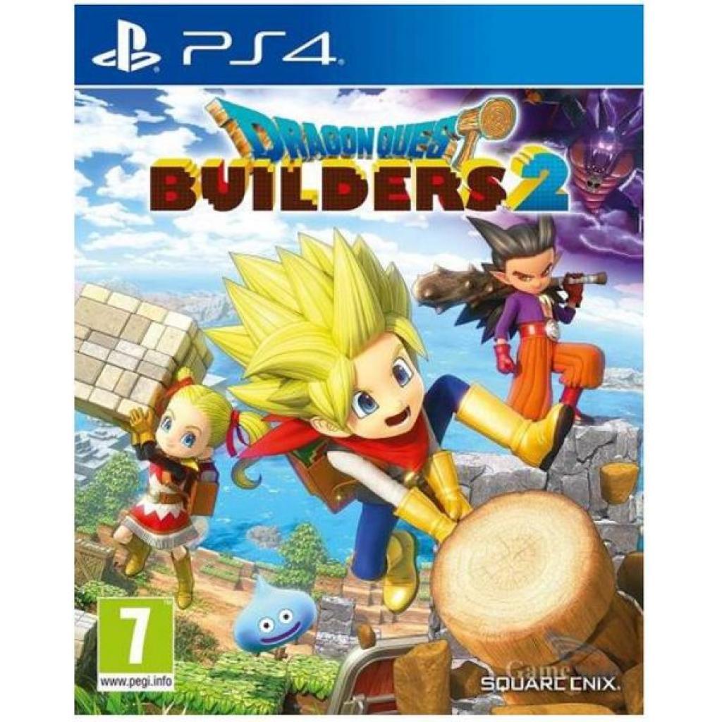 Игра SONY Dragon Quest Builders 2 Standard Edition [PS4, English versi (SDQB24RU01)