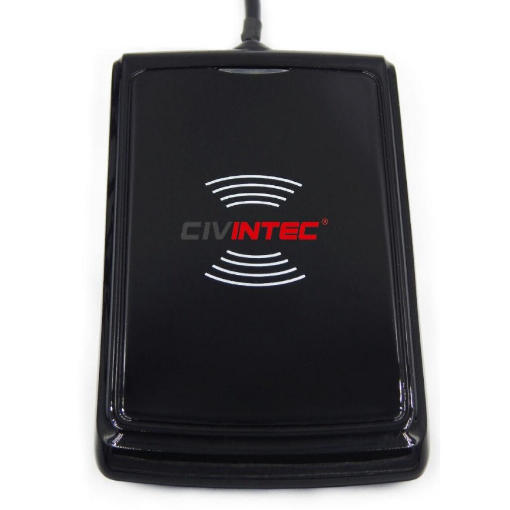 Считыватель бесконтактных карт Mifire Civintec Mifare Plus/DESFire CN670-U (08-040)