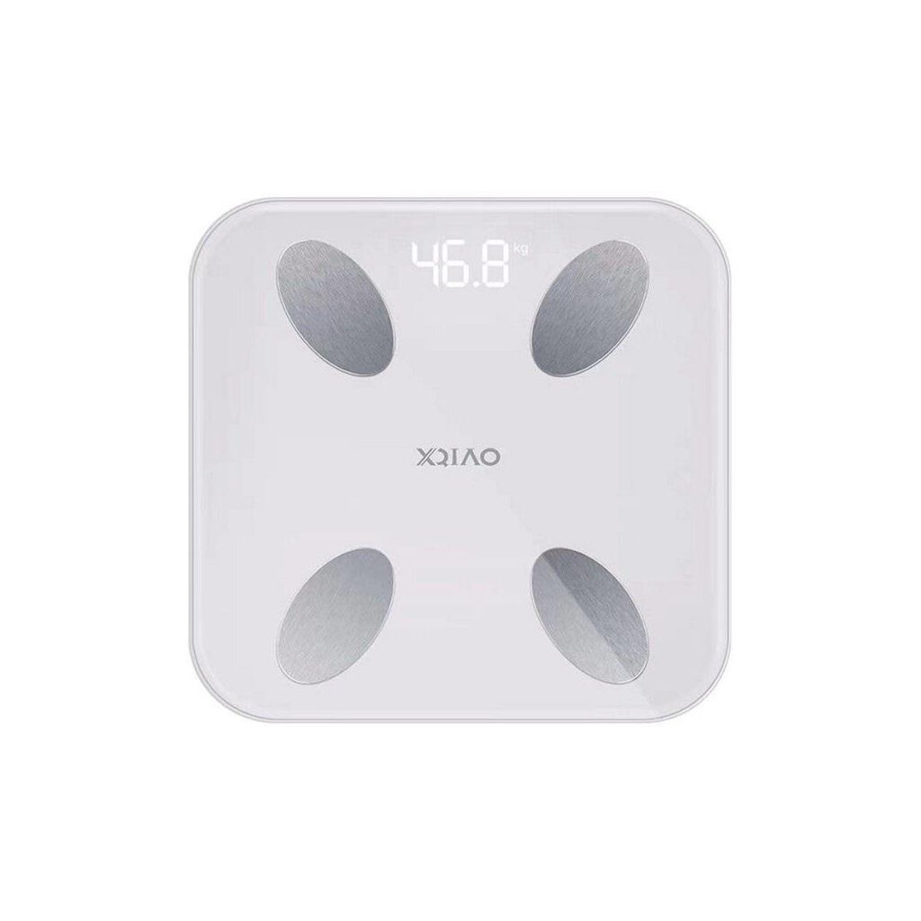 Весы напольные Xiaomi XQIAO Body Fat Scale L1 White