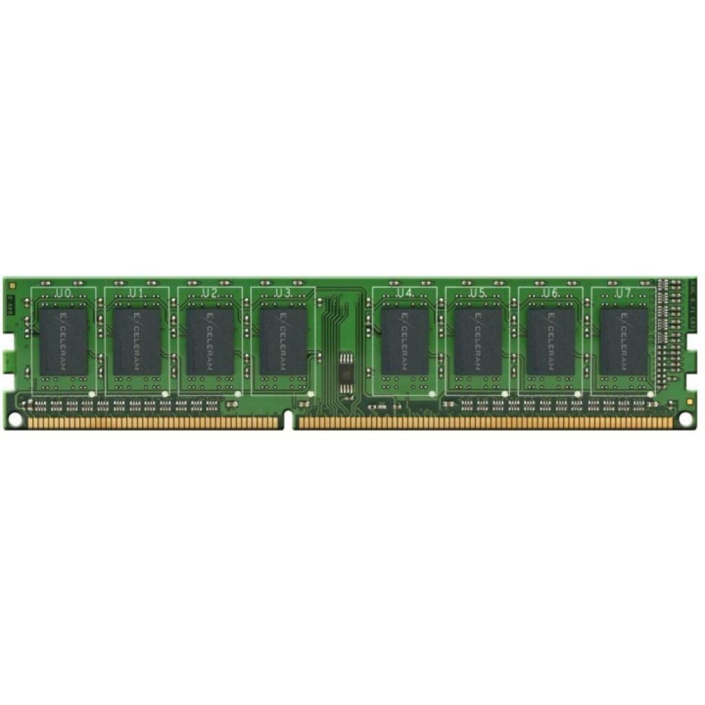 Модуль памяти для компьютера DDR3 4GB 1600 MHz eXceleram (E30136A)