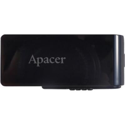 USB флеш накопитель Apacer 16GB AH350 Black RP USB3.0 (AP16GAH350B-1)