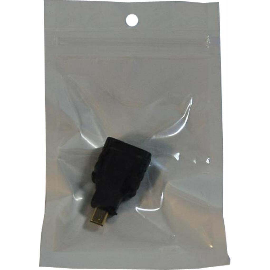 Переходник HDMI D (micro) M to HDMI F Atcom (16090)