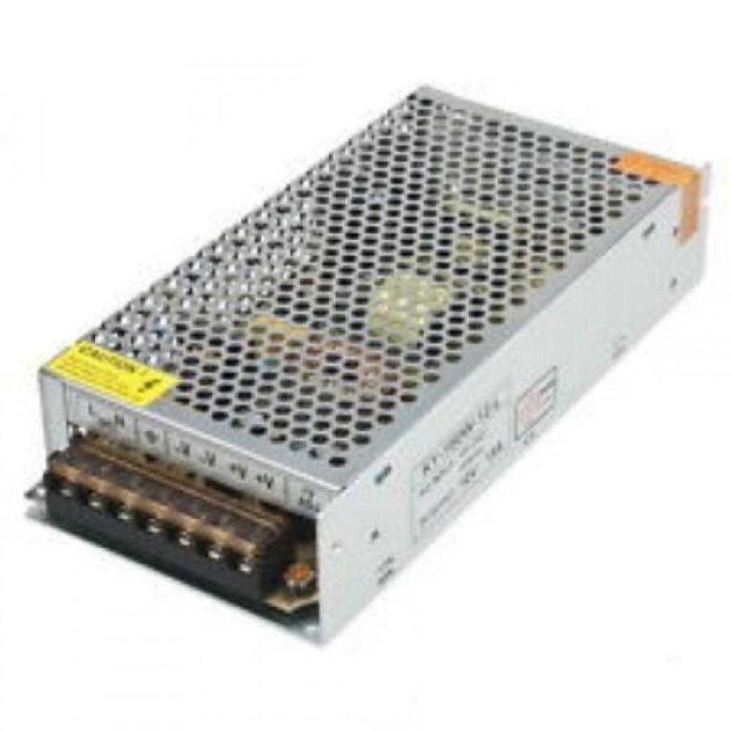 Блок питания для систем видеонаблюдения Greenvision GV-SPS-С 12V15A-L (3718)