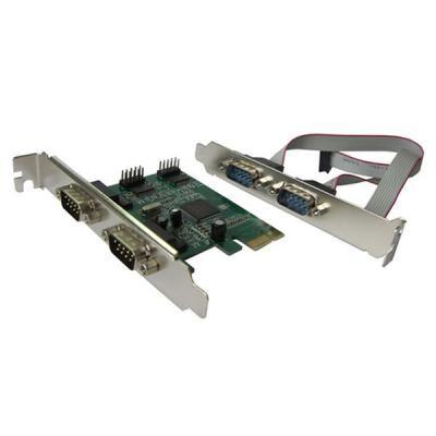 Контроллер Dynamode PCIе to COM (RS232-4port-PCIE)