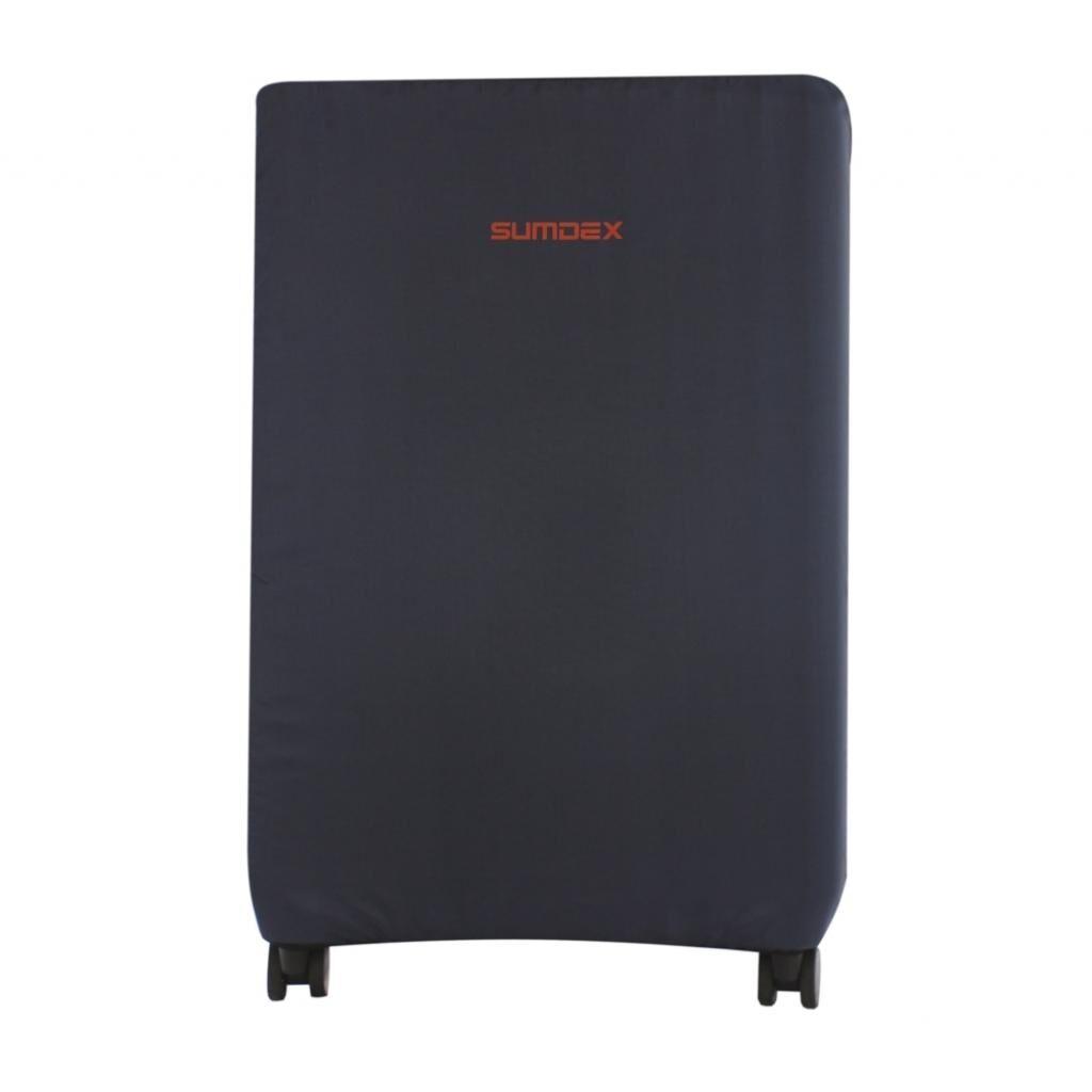 Чехол для чемодана SUMDEX большой синий XL (ДХ.03.Н.25.41.989)