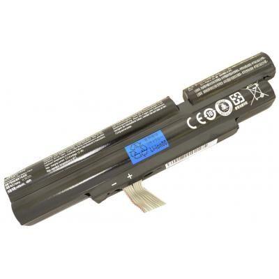 Аккумулятор для ноутбука Acer AS11A5E Aspire 3830, 5200mAh, 6cell, 10.8V, Li-ion, чер Alsoft (A47145)