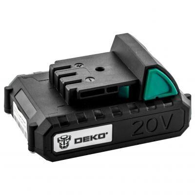 Аккумулятор к электроинструменту DEKO 20VY 20V- 2 Ah Li-Ion (12196)