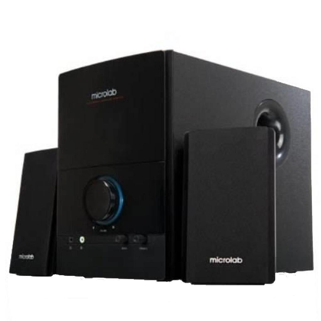 Акустическая система Microlab M-500 Black (M-50021)