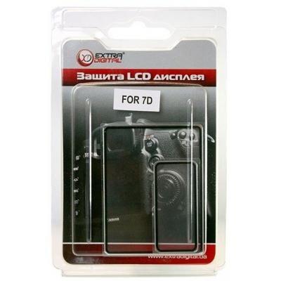 Защита экрана EXTRADIGITAL Защита экрана Canon 7D (Twin) (LCD00ED0003)