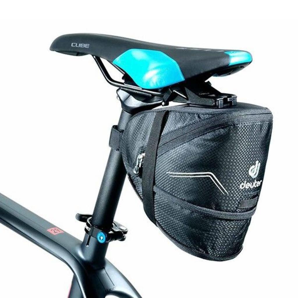 Сумка подседельная Deuter Bike Bag Click II Black (3291117 7000)