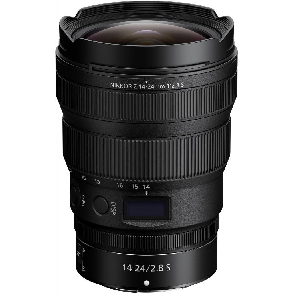 Объектив Nikon Z NIKKOR 14-24mm f/2.8 S (JMA711DA)