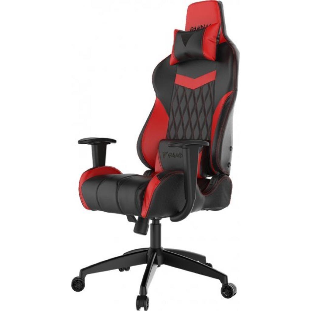 Кресло игровое Gamdias Achilles E2 Gaming Chair Black-Red (4712960132610)