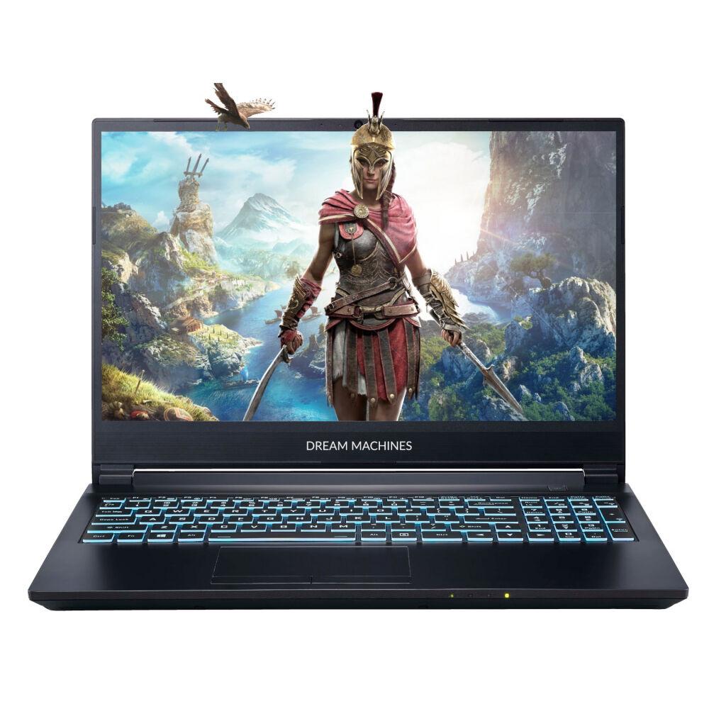 Ноутбук Dream Machines G1650TI-15 (G1650TI-15UA63)