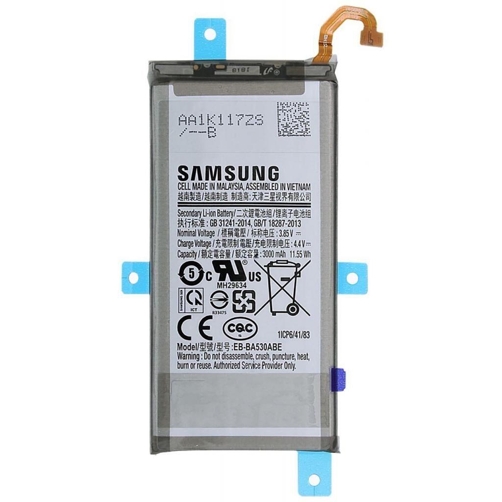 Аккумуляторная батарея для телефона Samsung for A530 (A8-2018) (EB-BA530ABE / 64520)