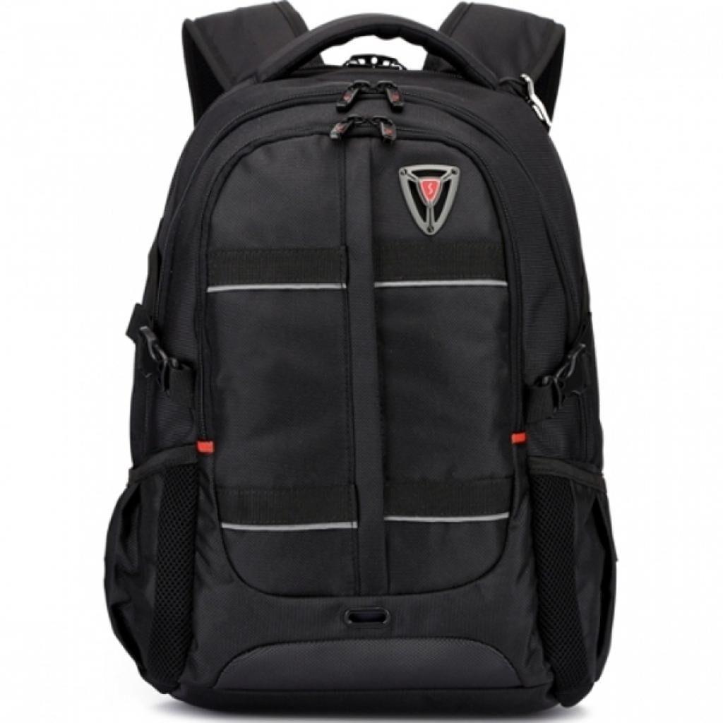Рюкзак для ноутбука Continent 16'' BP-302 BK (BP-302BK)