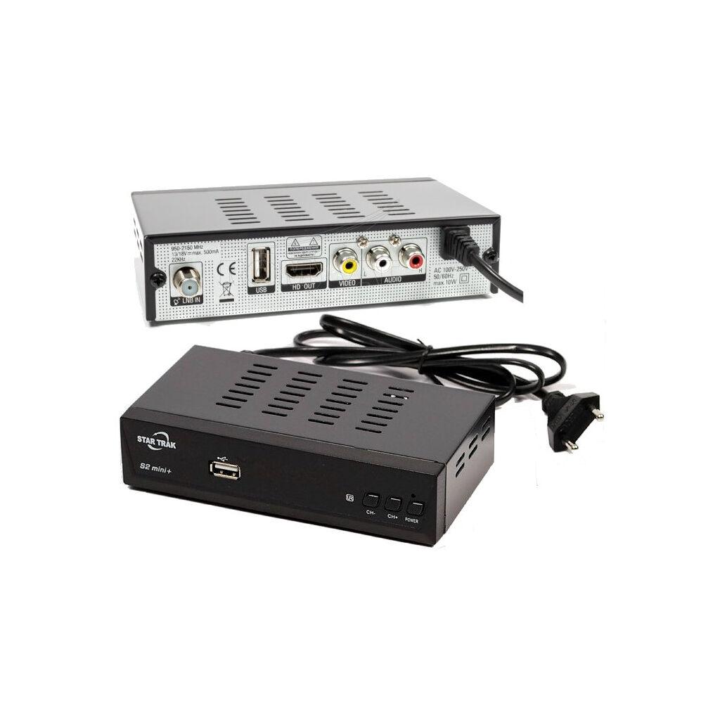 ТВ тюнер Romsat Star Trak S2 Mini + (закодир. каналы не работают!!!) (Star Trak S2 Mini +)