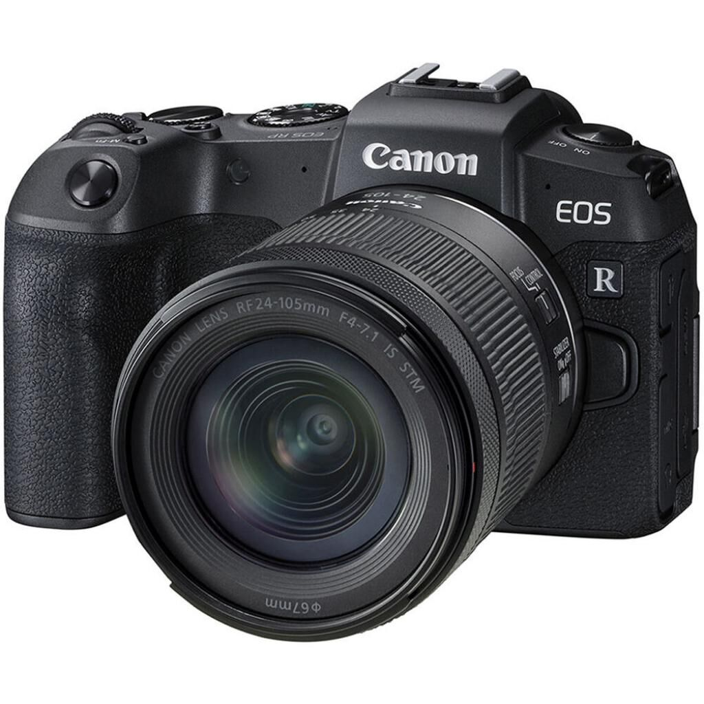 Цифровой фотоаппарат Canon EOS RP + RF 24-105 f/4.0-7.1 IS STM (3380C154)