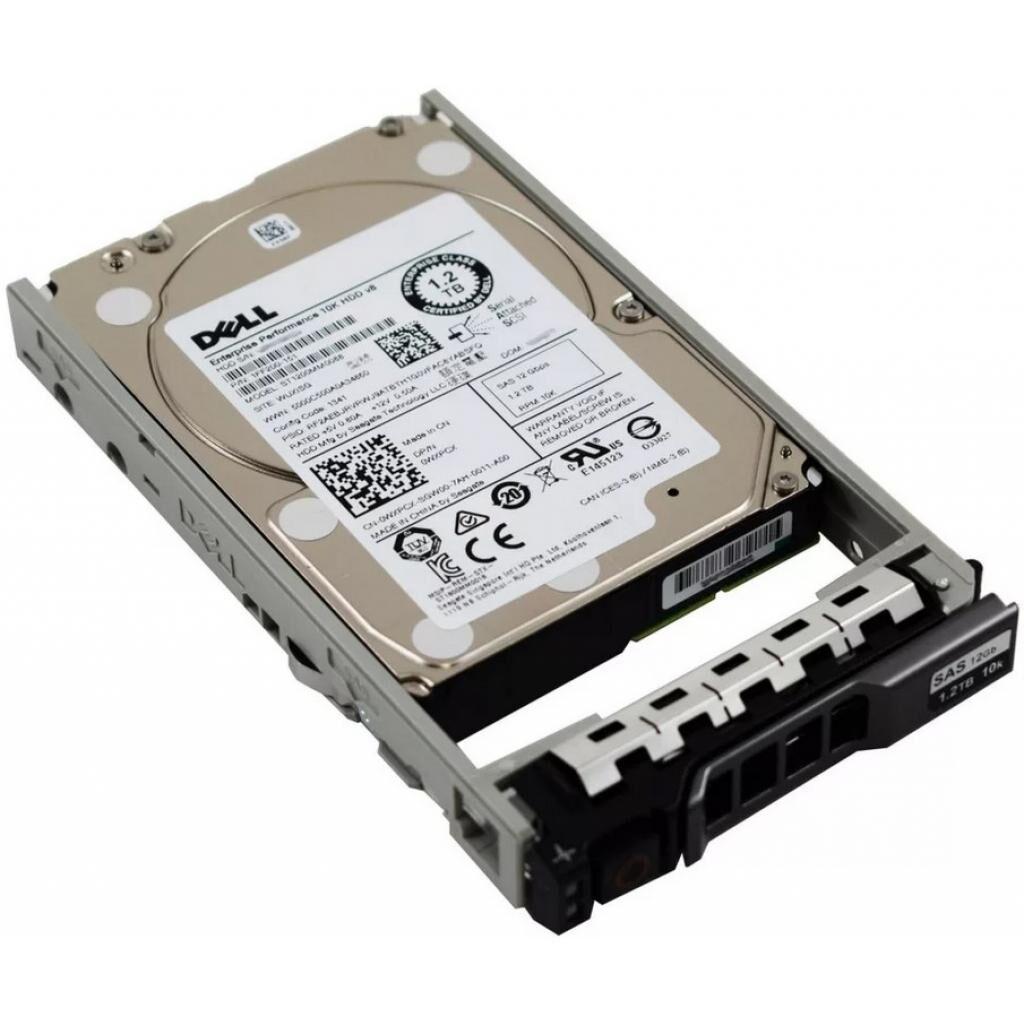 Жесткий диск для сервера 1.2TB 10K RPM SAS 12Gbps 512n 2.5in Hot-plug Hard Drive NS Dell (400-BJRW)