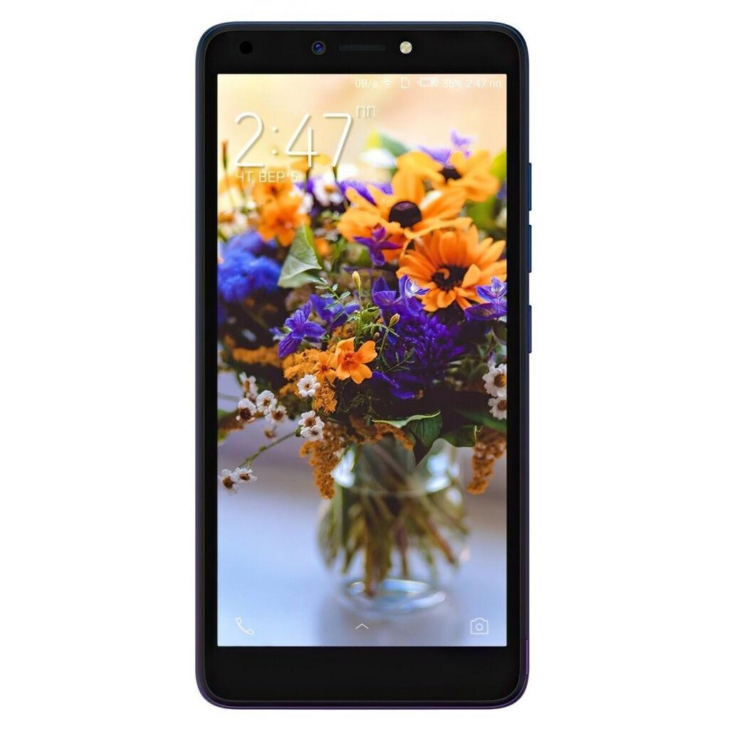 Мобильный телефон Tecno B1G (POP 2F) 1/16Gb Blue (4895180766015)